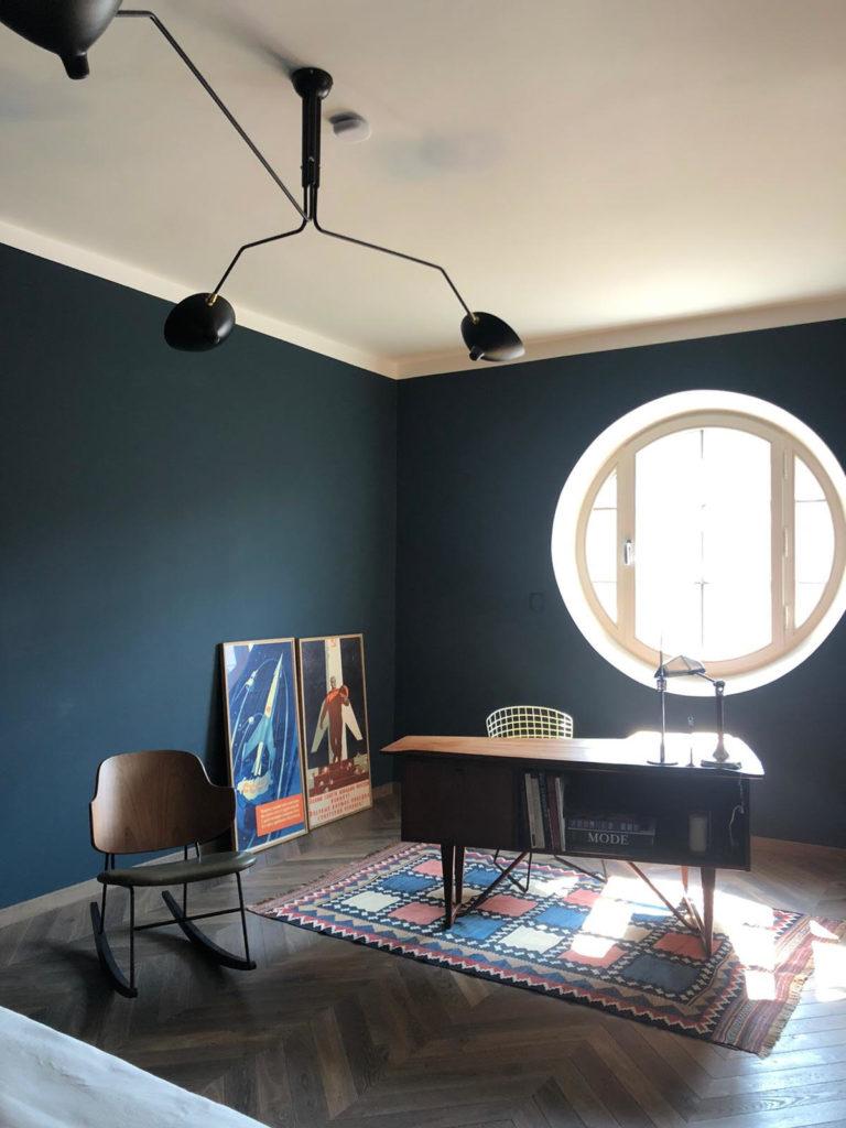 Fertigstellung: Privatwohnung in denkmalgeschütztem Haus, Berlin